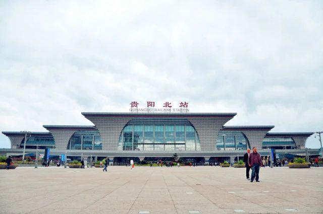 华铁传媒重磅出击品牌传播高地——贵阳北站图片